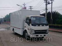Dali DLQ5040XWTQ5 mobile stage van truck