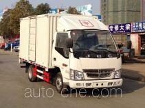 大力牌DLQ5040XXYDF型厢式运输车