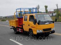 大力牌DLQ5041JGKJ5型高空作业车