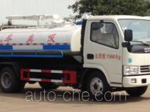 Dali DLQ5070GXE5 suction truck