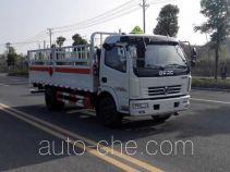 大力牌DLQ5110TQPJX型气瓶运输车