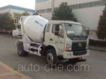 Dali DLQ5142GJBG4 concrete mixer truck