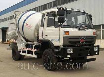 Dali DLQ5160GJBL5 concrete mixer truck