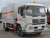 大力牌DLQ5160GRY型易燃液体罐式运输车
