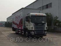 Dali DLQ5160XWTD4 mobile stage van truck