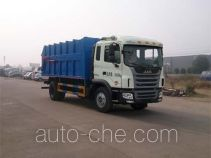 大力牌DLQ5160ZDJH5型压缩式对接垃圾车