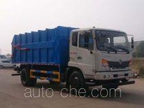 Dali DLQ5160ZDJZ4 docking garbage compactor truck