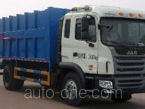 Dali DLQ5160ZDJZY5 docking garbage compactor truck