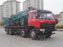 大力牌DLQ5240TZJ1型钻机车