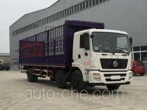 大力牌DLQ5250CCYL5型仓栅式运输车