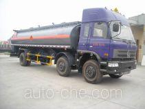 大力牌DLQ5250GHY3型化工液体运输车