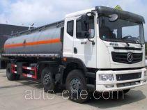 大力牌DLQ5250GRYE4型易燃液体罐式运输车