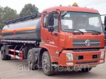 Dali flammable liquid tank truck