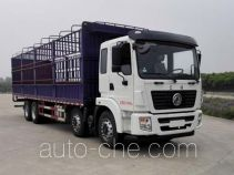 大力牌DLQ5310CCY5型仓栅式运输车