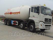 大力牌DLQ5311GYQ3型液化气体运输车