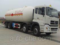 大力牌DLQ5311GYQA3型液化气体运输车