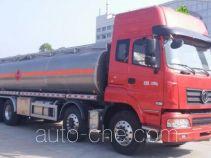 大力牌DLQ5320GYYE5型铝合金运油车