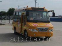 大力牌DLQ6531EX4型幼儿专用校车