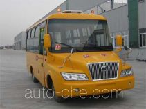 大力牌DLQ6601HX4型幼儿专用校车