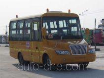 大力牌DLQ6668EX4型幼儿专用校车