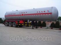 Dali DLQ9340GTR permanent gas transport trailer