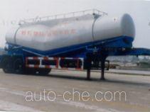 大力牌DLQ9350GFL型粉粒物料运输半挂车