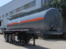 Dali DLQ9350GFW corrosive materials transport tank trailer