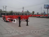 Dali DLQ9350TJZZ1 container transport trailer
