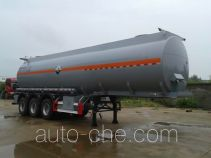 Dali DLQ9400GFW corrosive materials transport tank trailer