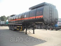 Dali DLQ9400GLY liquid asphalt transport insulated tank trailer