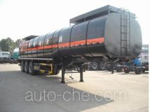 Dali liquid asphalt transport tank trailer