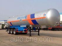 Dali DLQ9400GYQ liquefied gas tank trailer