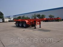 Dali DLQ9400TJZS container transport trailer
