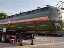 Dali DLQ9401GFWA corrosive materials transport tank trailer