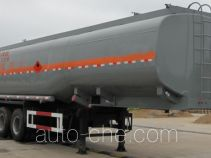 Dali DLQ9401GHY chemical liquid tank trailer