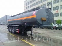 Dali DLQ9401GYS liquid food transport tank trailer