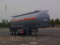 Dali DLQ9402GFW corrosive materials transport tank trailer