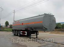 大力牌DLQ9402GYY型运油半挂车