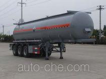 Dali DLQ9403GFW corrosive materials transport tank trailer
