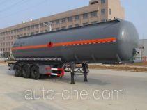 大力牌DLQ9403GRY型易燃液体罐式运输半挂车