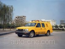 Dima DMT5021TZM emergency car with lighting equipment