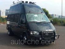 Dima DMT5040XFB полицейский автомобиль для борьбы с массовыми беспорядками