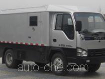 迪马牌DMT5046XYCB2型运钞车