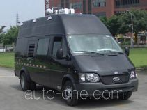 Dima DMT5049XZB автомобиль для перевозки оборудования