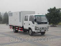 Dima DMT5070TDY мобильная электростанция на базе автомобиля
