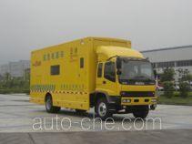 Dima DMT5160TDY мобильная электростанция на базе автомобиля