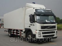 Dima DMT5170XXY box van truck