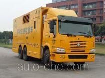 Dima DMT5231XDY мобильная электростанция на базе автомобиля