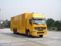 Dima DMT5250TDY мобильная электростанция на базе автомобиля