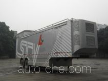 Dima DMT9160XDS television trailer